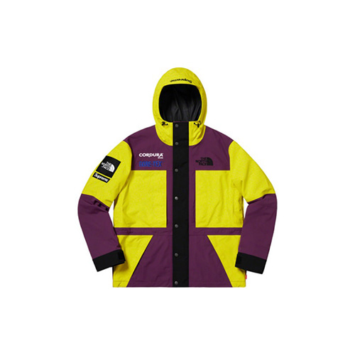 슈프림 노스페이스 익스페디션 자켓 SUPREME THE NORTH FACE EXPEDITION JACKET SULPHUR