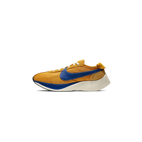 나이키 문 레이서 노파 Nike Moon Racer Yellow Blue BV7779-700