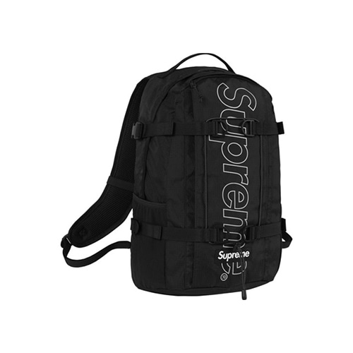 슈프림 18FW 백팩 블랙 SUPREME 18FW BACK PACK BLACK
