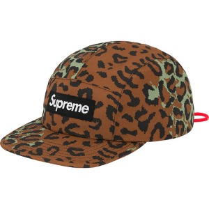 슈프림 고어택스 캠프캡 Supreme Gore-Tex Camp Cap Leopard