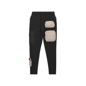 트래비스 스캇 NRG 유틸리티 스웻팬츠 블랙 Travis Scott Nike NRG AG Utility Sweatpants Black