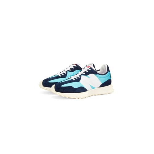 뉴발란스 327 왁스 블루 New Balance 327 Wax Blue WS327CPB
